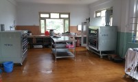 밀알학교 제빵실(직업교육실)